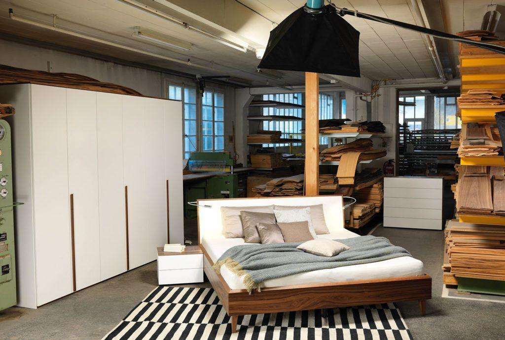 Schlafzimmermodelle MIA