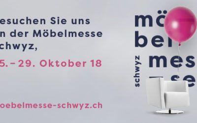 Möbelmesse Schwyz Herbst 2018