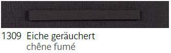 1309 Eiche geräuchert - chêne fumé
