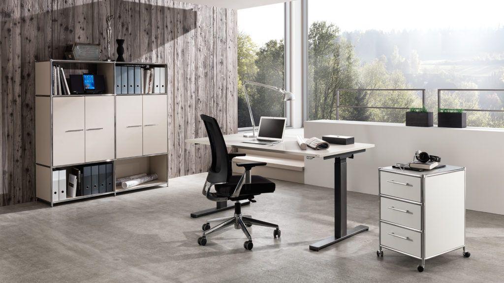 1. Sortimentserweiterung: Mit dem Büromöbelmodell CELTON erschliessen wir ein weiteres Geschäftsfeld. Die Firma Celton in Root liefert uns die Metallteile (die technischen Verbindungen und das Design sind patentiert).