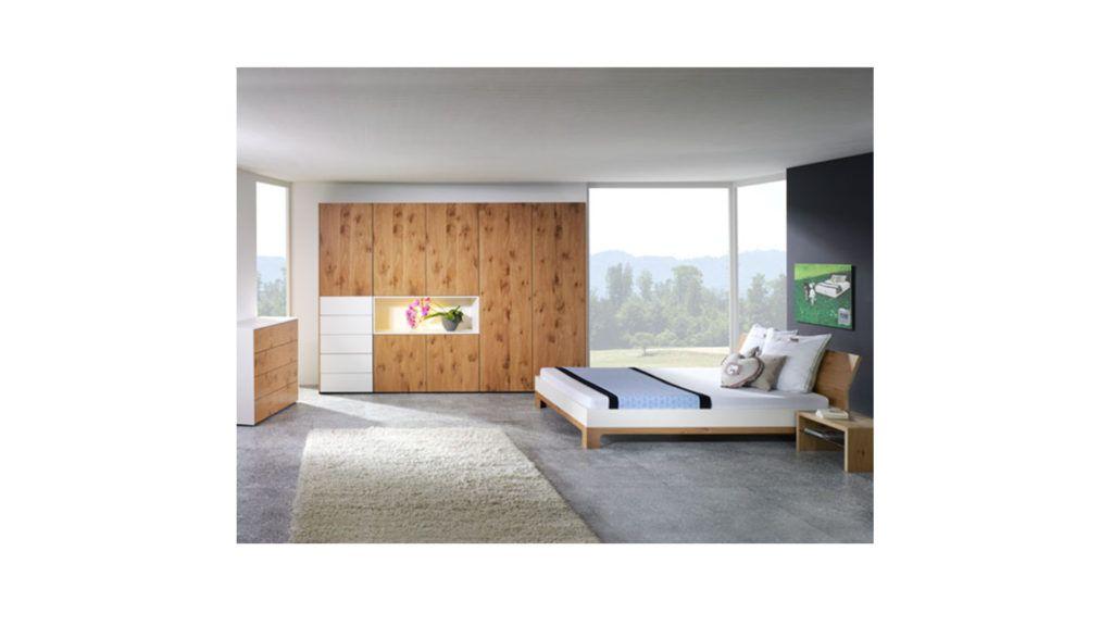 2. Sortimentserweiterung: Zum 60 Jahr Jubiläum – das erste Schlafzimmermodell SWISSDREAM wird auf den Markt gebracht mit einem Jubiläums-Event in der Militär-Kommandozentrale Selgis