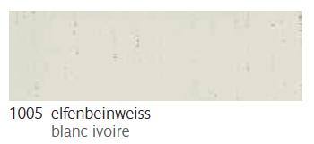 1005 Eiche Elfenbeinweiss - chêne blanc ivoire