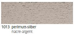 1013 Perlmutt-silber - nacre-argent