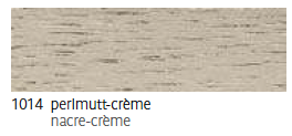 1014 Perlmutt-créme - nacre-crème