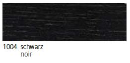 1004 Schwarz - Noir