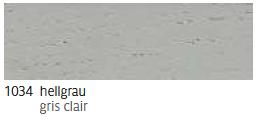 1034 Hellgrau - gris clair